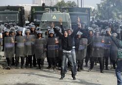 중동 민주화 시위 도미노