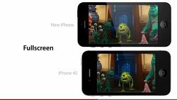 아이폰5의 4인치 디스플레이는 어떤 느낌일까?!