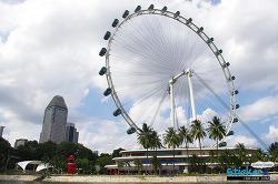 싱가포르의 낭만, 싱가폴 플라이어 (세계최대크기 대관람차) Singapore Flyer