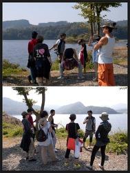 섬진강따라..도보여행(2)_2010년 진안군 데미샘에서 경남 하동까지