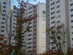 양산 서창 명동 석호가람휘 아파트 외부전경사진