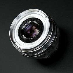 [Zeiss] Carl Zeiss Tessar 50mm F3.5 (Rigid)