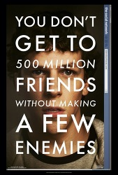 소셜 네트워크 - 스릴러의 거장 데이빗 핀처가 그리는 페이스북 뒷 담화