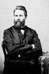1891년 '모비딕' 작가 허먼 멜빌 사망