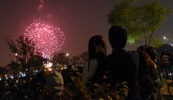 서울세계불꽃축제 자전거(GIANT SCR1) 여행기