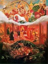 16.영적인 것과 물질적인 것 - दैवासुरसम्पद्विभागयोग 바가바드 기타 Bhagavad-gītā