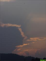 해가 나온다. 그리고 진다 ..... (2006/11/ 04 18:28 * 파란)