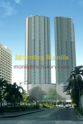 One Shangri-La Place - Faced