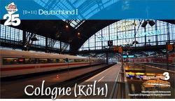[D+11] Deutschland I - Cologne (Köln) 쾰른