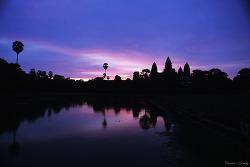 앙코르 왓 (Angkor Wat) 일출