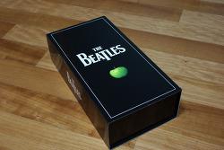 The Beatles Remastered Stereo Box Set 비틀즈 리마스터 박스 셋 외관