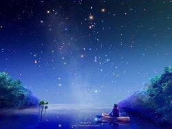 별들의 침묵 - 데이비드 웨이고너