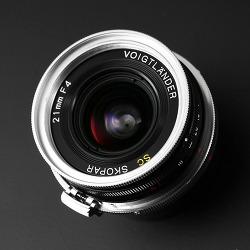 [Voigtlander] Voigtlander SC Skopar 21mm F4