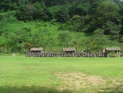 한국소셜농업인들이 교육 마치고 문경세재를 다녀오다.
