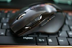 Rapoo 7800P 5GHz 레이저 무선마우스 사용기