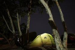 미국 캠핑 @ 서퍼의 천국 San Elijo State Beach Campground 1/2