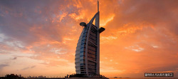 세계최고의 7성호텔 두바이의 버즈알아랍 내부를 구경해보자