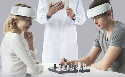 오비이랩, 대뇌피질 활동(혈류)를 확인할 수 있는 가벼운 장비 개발