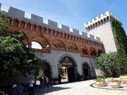1607 호치민, 무이네 4일: 랑동 와인 캐슬(Rang Dong Wine Castle)에 가다.(2)