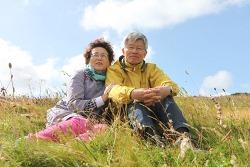 아내와 33년을 함께 살았으나 마치 며칠 같이 느껴진다
