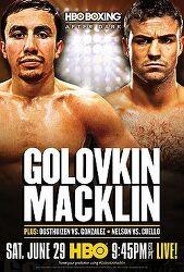 Gennady Golovkin vs Matthew Macklin 2013-06-29