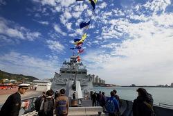 2013 마린위크 함정공개행사 FFG-811 인천함