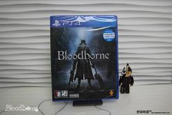 PS4 블러드본 오픈케이스