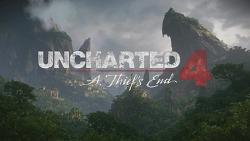 Uncharted 4 Gameplay Demo