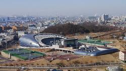 십정(十井) 경기장 (열우물 경기장)