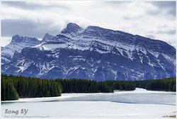 밴프, 미네완카 호수 (Banff, Lake Minnewanka)