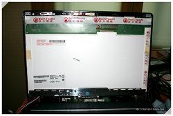 [노트북] LCD 패널 교체