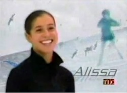 아이스 다이어리 Ice Diaries - 알리사 시즈니 그리고 올림피안의 꿈