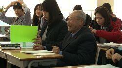 인간극장 내 인생의 봄날, 84세에 중학교에 복학한 김복환 할아버지의 전성시대