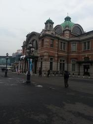 역사가 된 (구)서울역의 모습