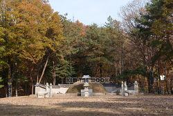 [경기 고양] 서오릉-수경원  조선 제21대 영조의 후궁인 영빈이씨의 묘소