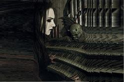 피아노 치는 여인네