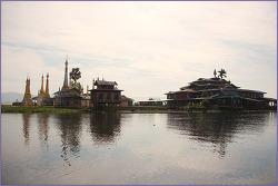 미얀마, 지난 겨울의 추억...