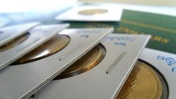 곱디 고운 동전들-미국동전편