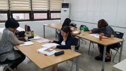 2015년6월 스쿨링 실시