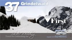 First, Grindelwald, Switzerland 피르스트 전망대, 스위스 그린델발트
