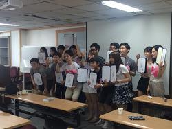 한국청년 물류포럼 9기 수료식 그리고 10기 회장단 선출 모임을 다녀와서