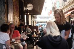 [호주/멜버른여행] 멜버른 카페거리 <Degraves Street> 디그레이브스 스트릿 & 센터플레이스