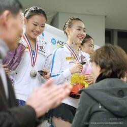 3일차 (남녀 1,2그룹 프리) 박소연, 임은수, 이준형, 차준환 우승