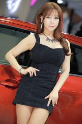 2015 서울모터쇼 엄지아 님