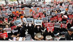 박근혜 하야 시위 외신 보도 (미국, 영국, 독일 )