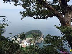 여수 당일치기 3 - 경치좋은 곳 드라이브+산책 '향일암'