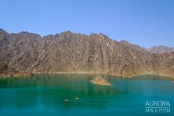 두바이와 오만의 국경, 중동의 스위스 하타 (Hatta) 에 가다. (하타투어)