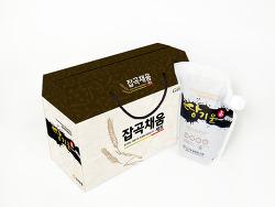 고산농협 / 잡곡박스 잡곡포장지