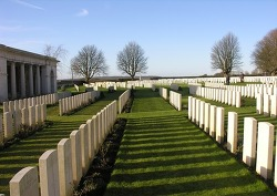 [Arras] Vimy Canadian Cemetery No.2