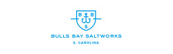 Bulls Bay Saltworks 패키지 라벨 디자인